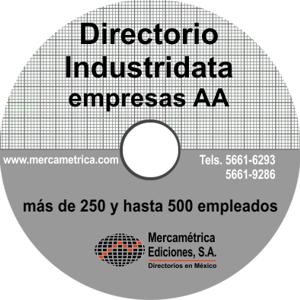 CD Industridata AA