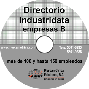 CD Industridata B