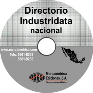 CD Industridata nacional